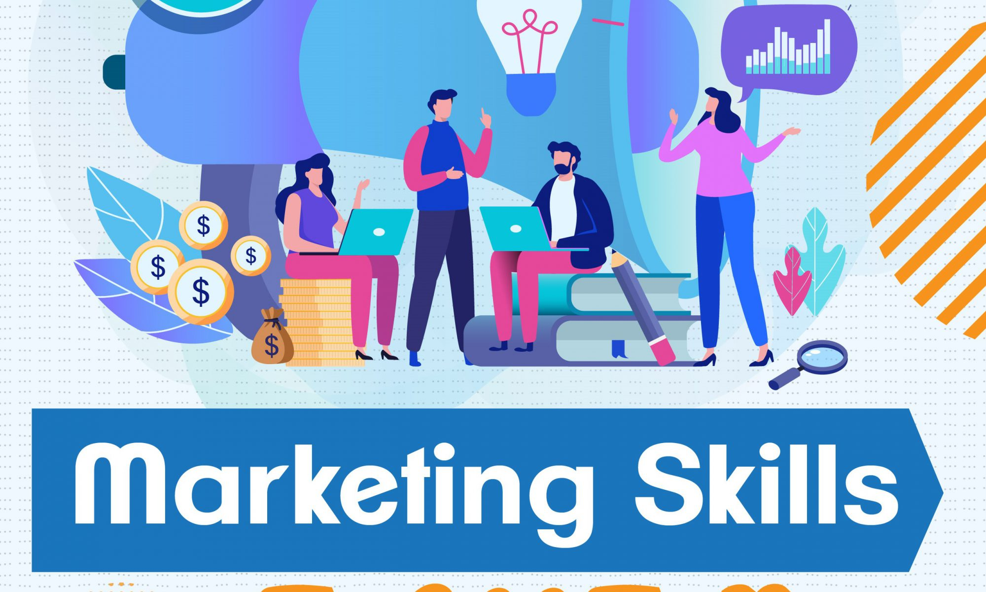 Marketing Skills To Add To Your Resume